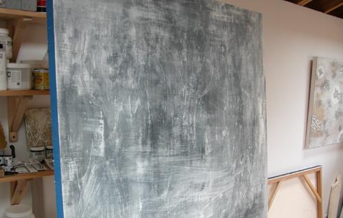 Encaustic Technique #8: Gesso | Lisa Kairos: Open Studio